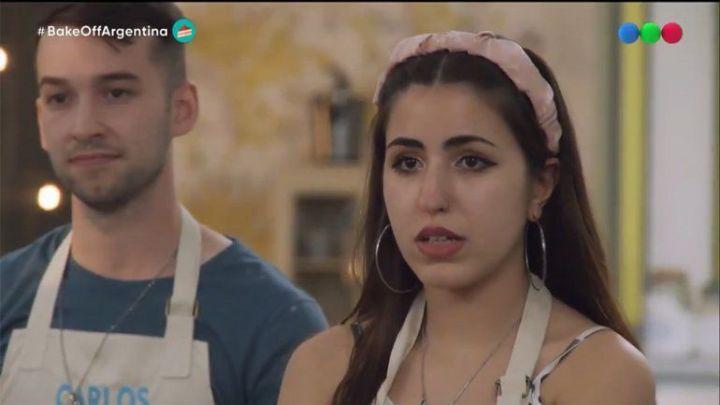"""Ximena, la participante más odiada de """"Bake Off Argentina"""""""