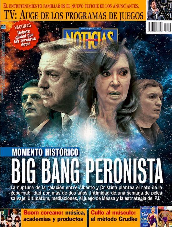 Big Bang peronista   Foto:Cedoc