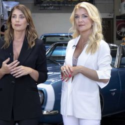 Anabella Weber y María Ezcurra, ambas especialistas en el mercado del Lujo y Premium, al frente del programa. | Foto:Gentileza The Luxury Report.