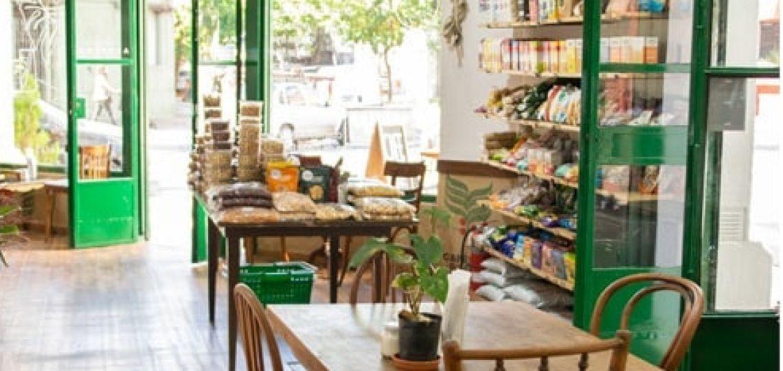 Conocé Cosecha: café de especialidad y almacén natural