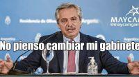 Los memes tras la carta de Cristina Kirchner
