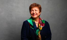 Kristalina Georgieva David Malpass