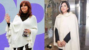 Cristina Fernández y Fernanda Vallejos 20210917
