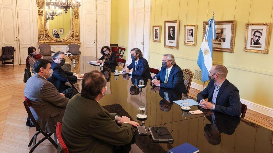 Alberto Fernández ministros g_20210917