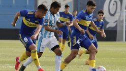 Reserva Atlético Tucumán y Boca