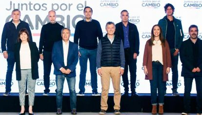 Foto. La mesa nacional se reunirá con los candidatos de Juntos por el Cambio de todo el país.