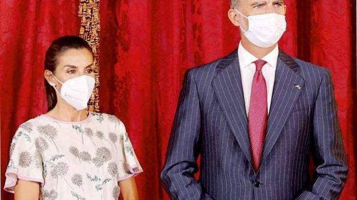 La Reina Letizia y un guiño a su suegra: Un vestido de 1981