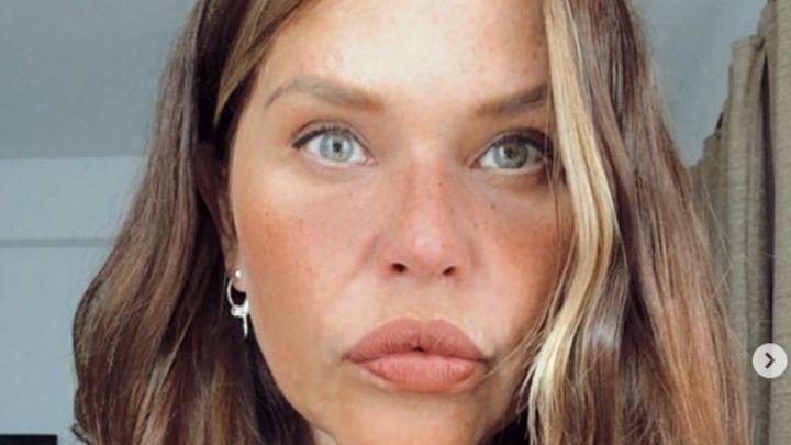 Nazarena Vélez sorprendió con un importante cambio de look