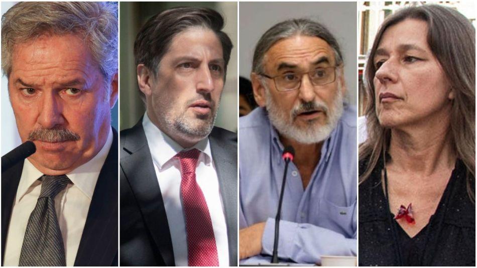 Felipe Solá, Nicolás Trotta, Luis Basterra y Sabina Frederic perdieron sus lugares en el Gabinete.