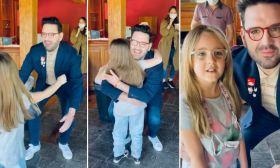 Isabella, hija de Dani La Chepi y Damian Betular