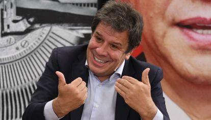 Facundo Manes, en la entrevista con Jorge Fntevecchia.