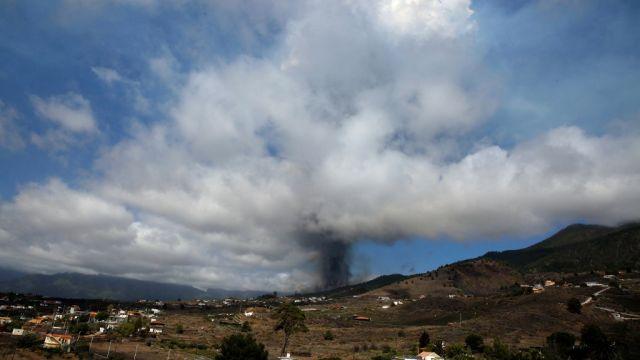 volcan españa