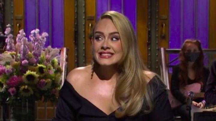 Adele presentó a su nuevo novio