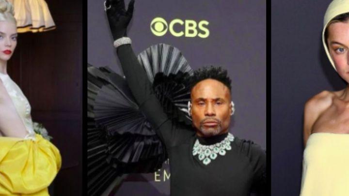 Los mejores looks de los Emmys 2021