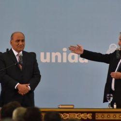 Alberto Fernández y Manzur
