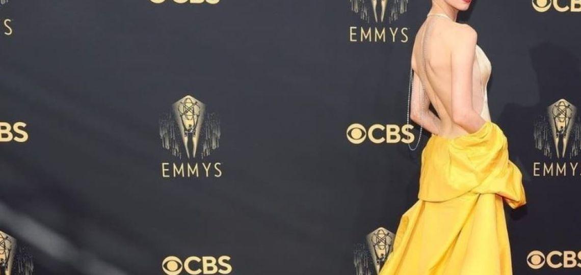 Emmy 2021: El amarillo fue el protagonista de la noche ¿Quién lo llevó mejor?