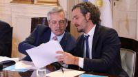 El presidente y Santiago Cafiero ultiman detalle sobre discurso en la ONU