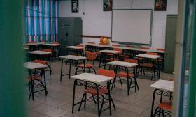empty school mexico