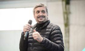 Máximo Kirchner stock