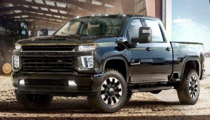 ¿Nueva Chevrolet Silverado HD con motor V8 de 505 CV?