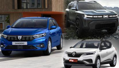 ¿Renault cancela nuevos Sandero y Logan por Bigster y SUV compacto?
