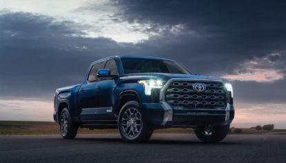 Toyota presentó la nueva Tundra 2022