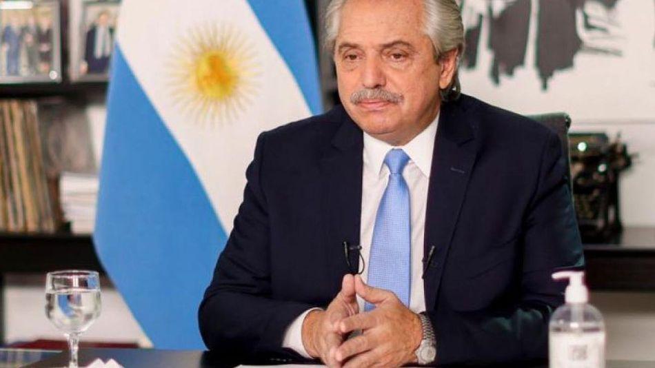 Alberto Fernández 20210920