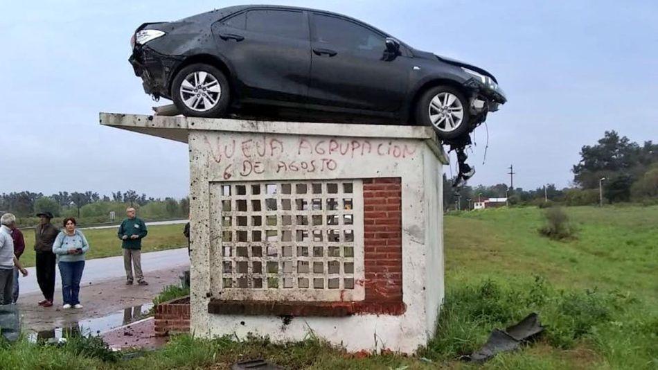 Auto despistado 20210920