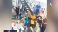 Polémica por el festejo de cumpleaños de un preso en Corrientes