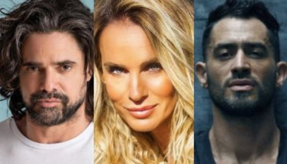 """Luciano Castro opinó sobre la relación entre Sabrina Rojas y el Tucu López: """"Es raro..."""""""