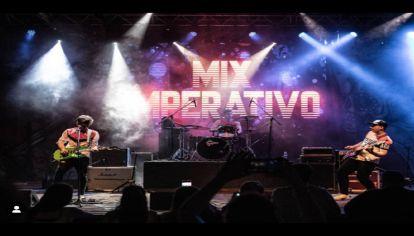 """Mix Imperativo presentó su cuarto corte: """"Volver Al Tiempo"""""""