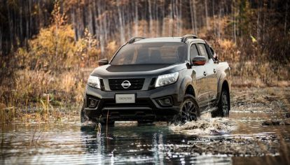 Nissan presentó la nueva Frontier X-Gear+: precio y equipamiento