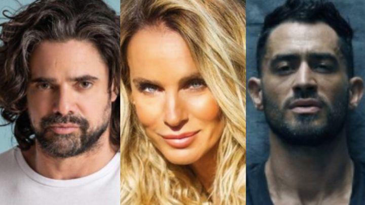 """Luciano Castro opinó sobre la relación entre Sabrina Rojas y elTucuLópez: """"Es raro..."""""""