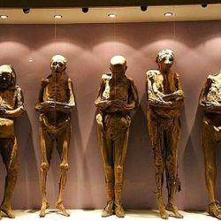 Uno de los principales atractivos turísticos históricos de Guanajuato, son sus momias.