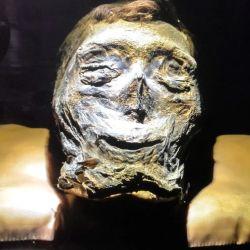 De los 117 cuerpos momificados que forman parte de la colección de momias con las que cuenta esta ciudad mexicana, 36 se exhiben, desde 2015, en el parador turístico Sangre de Cristo.