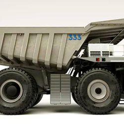 El MTU Hybrid Haul Truck es la propuesta de Rolls-Royce para sus clientes mineros.