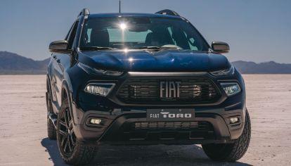 Fiat presentó la nueva Toro: precios, versiones y ficha técnica