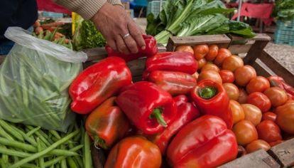 La inflación golpea con fuerza el rubro de los alimentos.