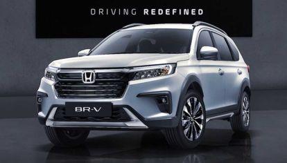 Honda presenta el BR-V, un nuevo SUV de 7 asientos con base de City