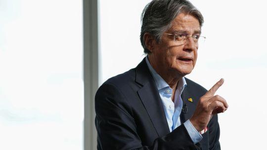 Ecuadorian President Guillermo Lasso Interview