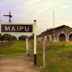 Fue en 1864 cuando se tuvo noticias de la formación de un caserío que, con el correr de los años, se llamaría Maipú.
