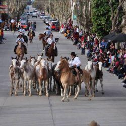 El habitual desfile de caballos volverá a decir presentes en este nuevo aniversario de Maipù..