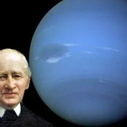 El astrónomo alemán Johann Gottfried Galle avistó Neptuno desde el Nuevo Observatorio de Berlín.