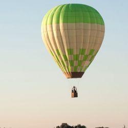 Paseo en globo aerostático, una experiencia inolvidable.