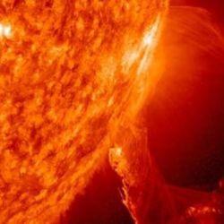 """""""Hasta que muera, el sol todavía tiene que convertirse en una estrella gigante roja"""