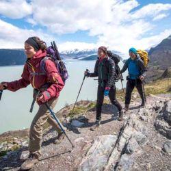 Algunos dicen que usar bastones de trekking es como tener 4 piernas.