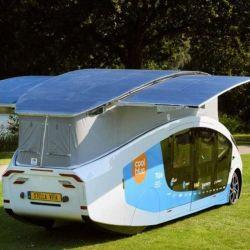 El Stella Vita es un camper que se diseñó con el foco puesto en la eficiencia energética.