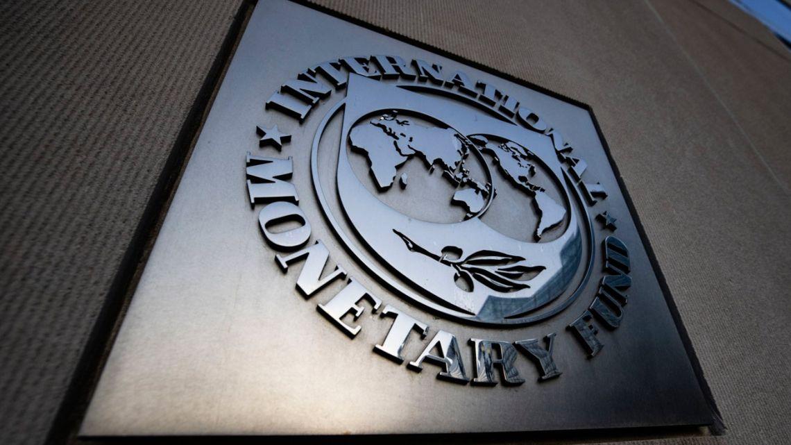 International Monetary Fund headquarters.