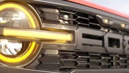 Primera aparición del nuevo Ford Bronco Raptor (para 2022)