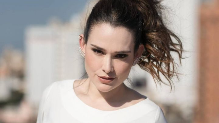 La Uno: quién es Lali González, la actriz paraguaya que la rompe
